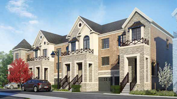Royal Richmond Exterior Rendering