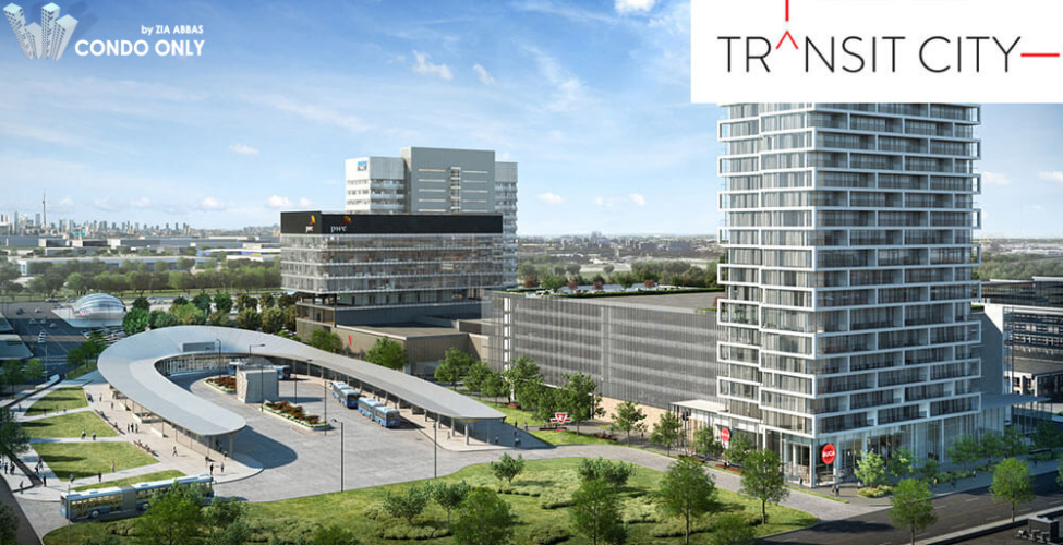 Vaughan Condos Transit City Floor Plans