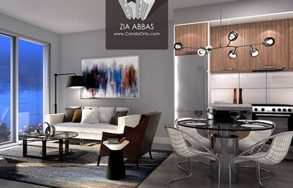 The Rosedale on Bloor Dining and Living Rooms