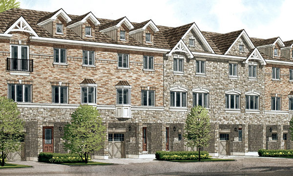 River Oaks Townhomes Whitby