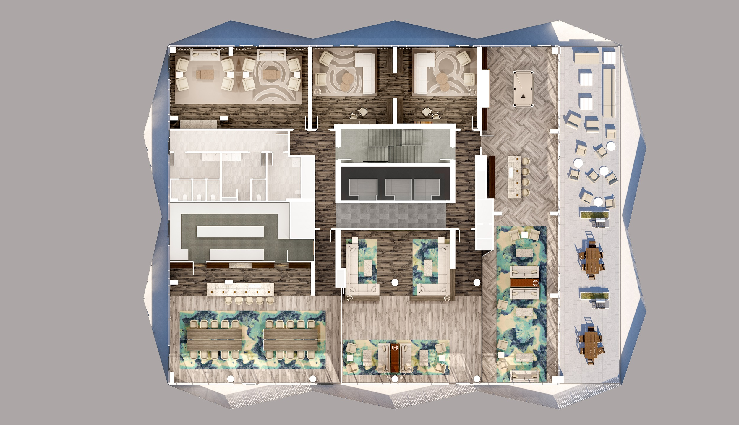 social rooftop for sale now zia abbas