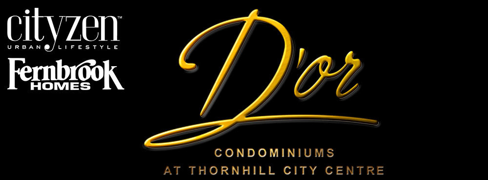 d'or condos thornhill floor plans
