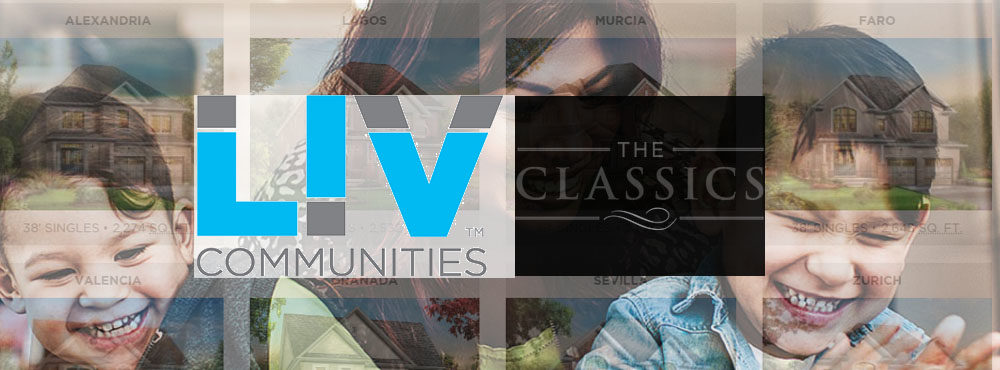 the classics of brampton liv communities detached homes