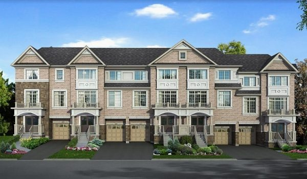 Townhouse special offer preconstruction