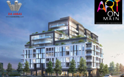 Art on Main Condos | Milton