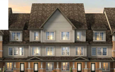 Grand River Woods Townhomes in Cambridge