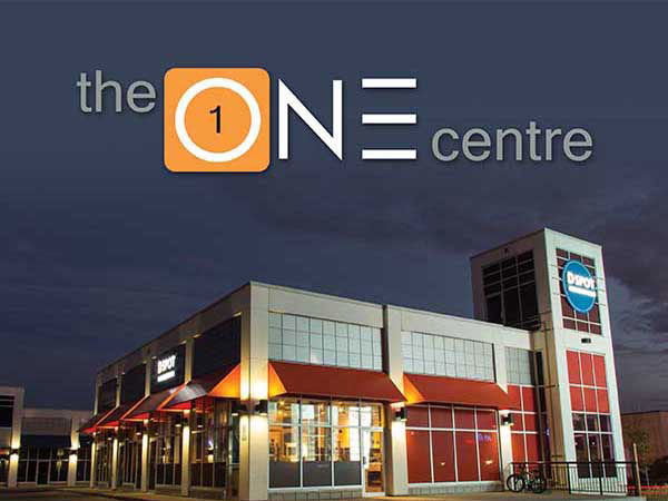 The One Centre Plaza