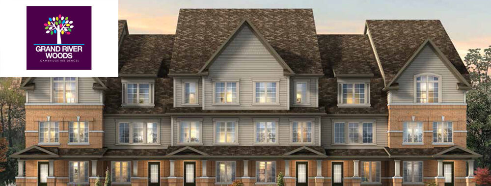Grand river woods cambridge townhomes