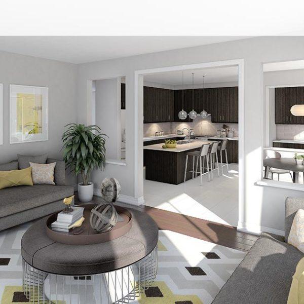 Empire Avalon Living Room