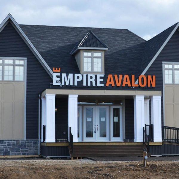 Empire Sample Home