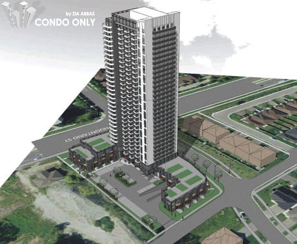 Mississauga Sqaure Condo Residences Price Lists