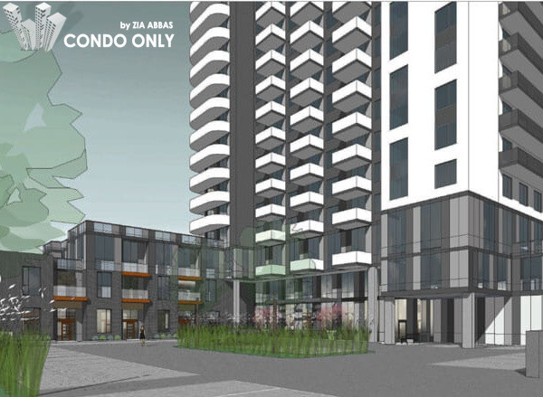 Mississauga Squre M cIty Condos in Downtown