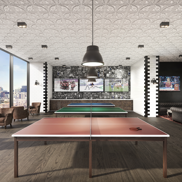 Whitehause Pingpong Lounge
