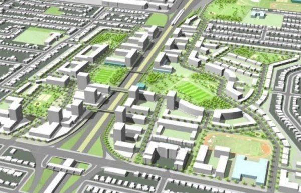 Yorkdale Condos Site Plan Rendering