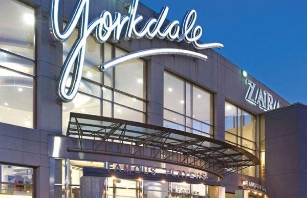 Yorkdale Mall Facade
