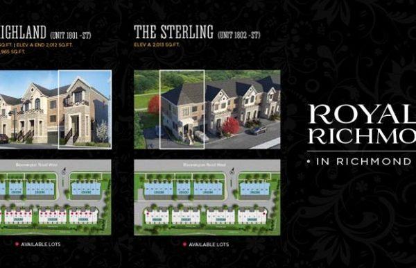 Royal Richmond Models Highland Sterling