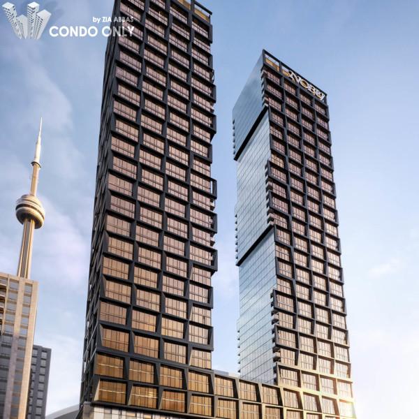 Nobu Hero Toronto Floorplans