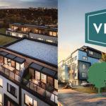 vic towns eglinton townhouses condos toronto