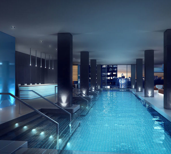 pool amenities toronto condos for sale