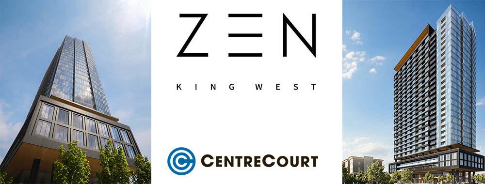 zen condos downtown strachan king west