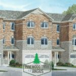 Pinewood Trails Of Angus freehold townhomes