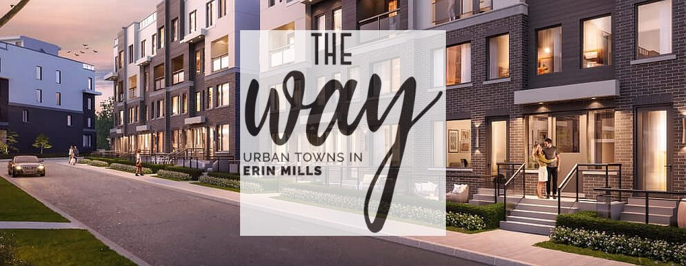 theway townhomes erin mills sale
