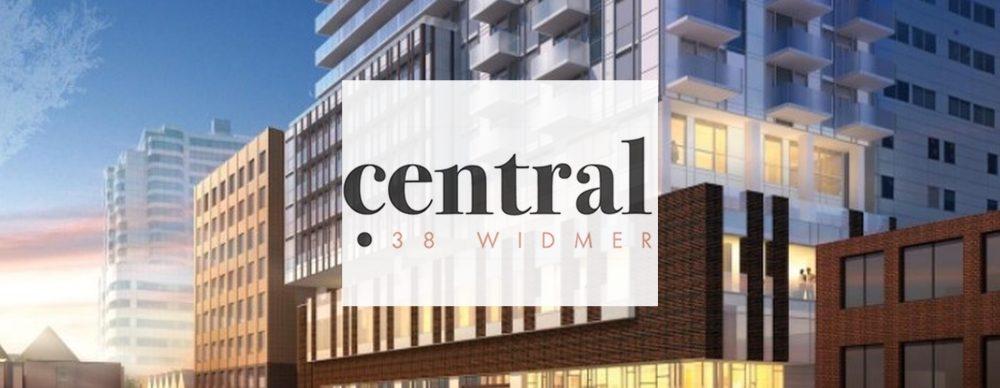 Central condos Downtown Toronto