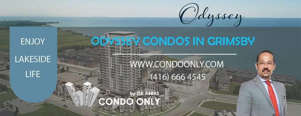 Odyssey CONDOS ZIA ABBAS