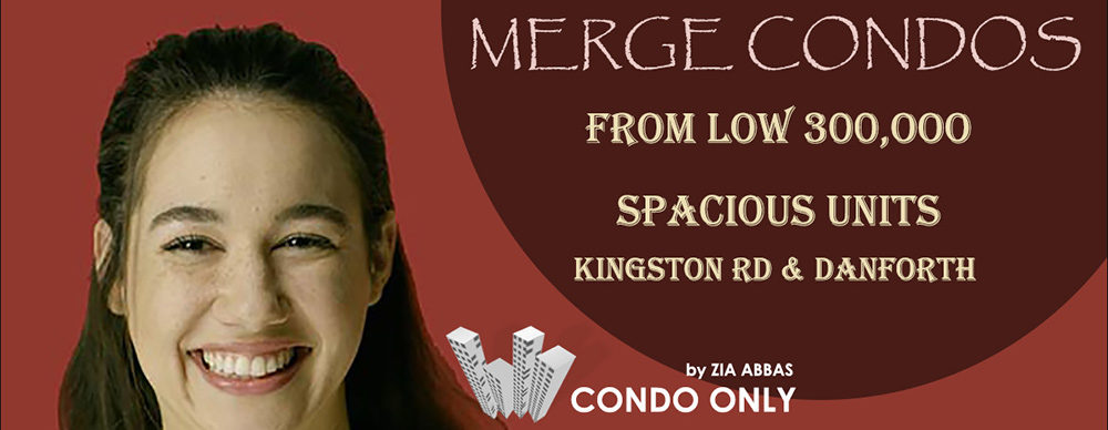 merge condos kingston road