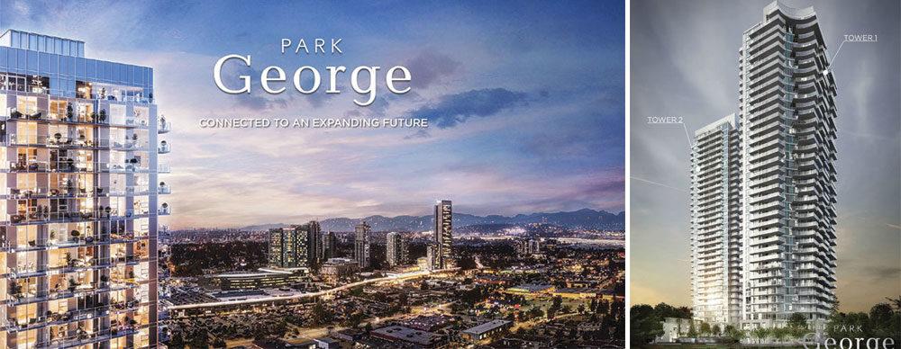 Park George condos