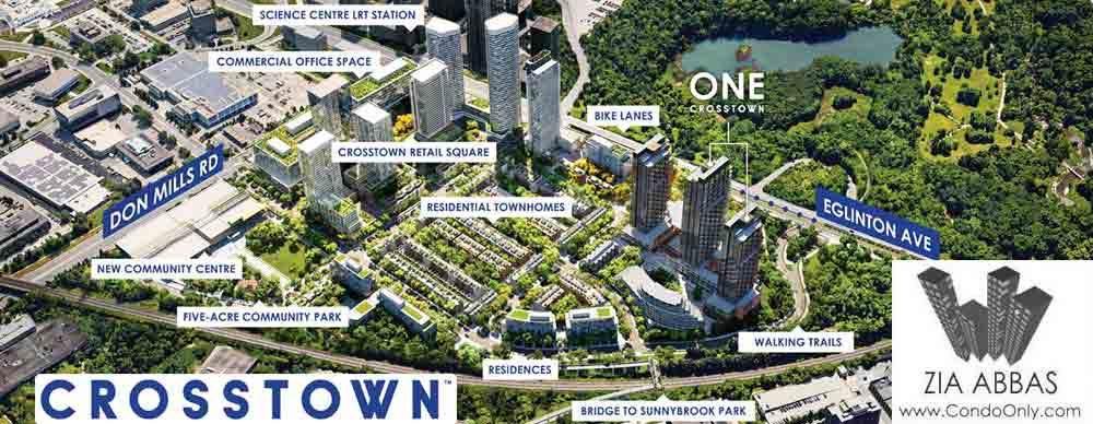 Crosstown Condos Master Plan