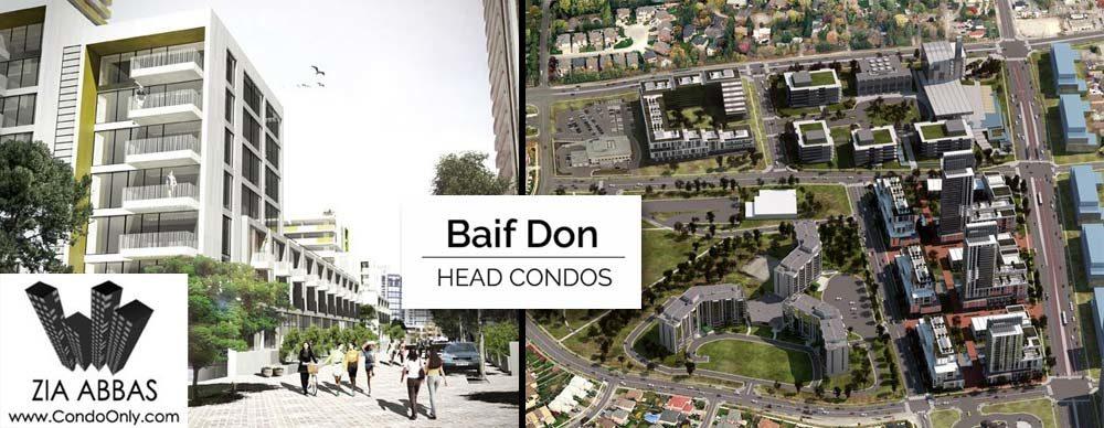 Don Baif Head Condos Richmond Hill