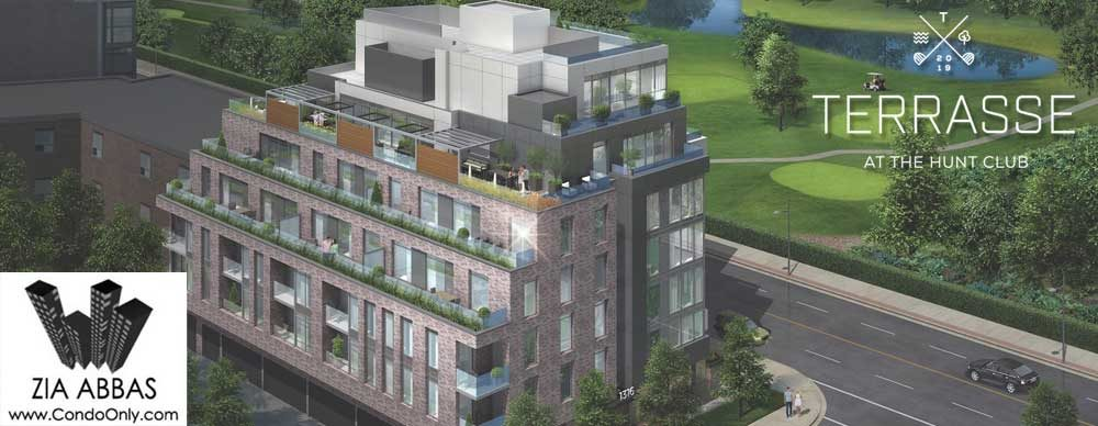 Terrasse Condos at The Hunt Club by Sunrise Gate Homes