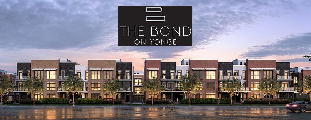 Bond on Yonge Townhomes