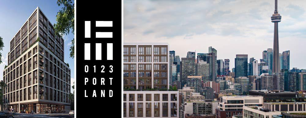 123 Portland Condos Toronto