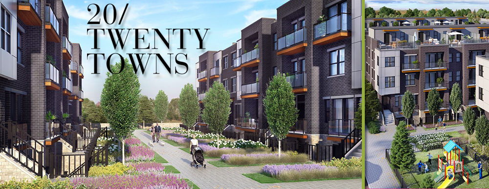 20/Twenty 2020 Townhomes