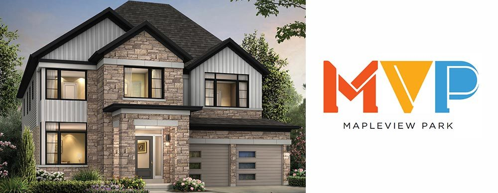 MVP homes by Fernbrook Homes in Barrie