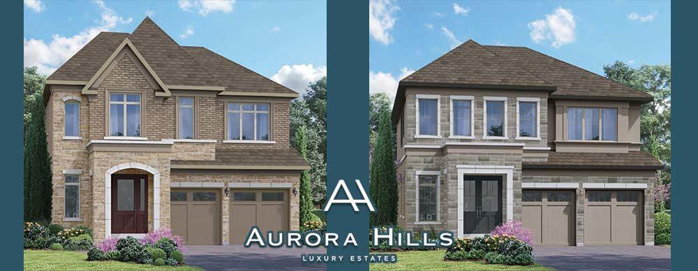 Sorbra Aurora Hills Homes