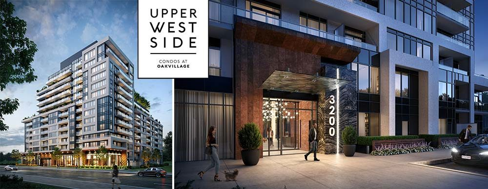 Upper West Side Condos in North Oakville