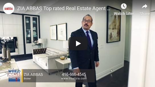 Zia Abbas Top Rated agent