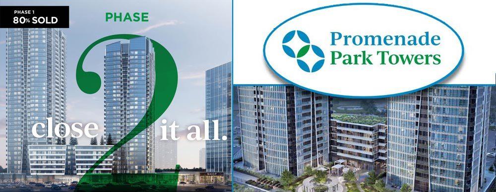 Promenade Park Towers Phase 2