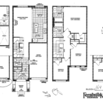 3 Bed 3 Bath House Townhouse for Rent/Lease-164-FP