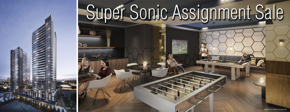 Supersonic Assignment Sale Toronto