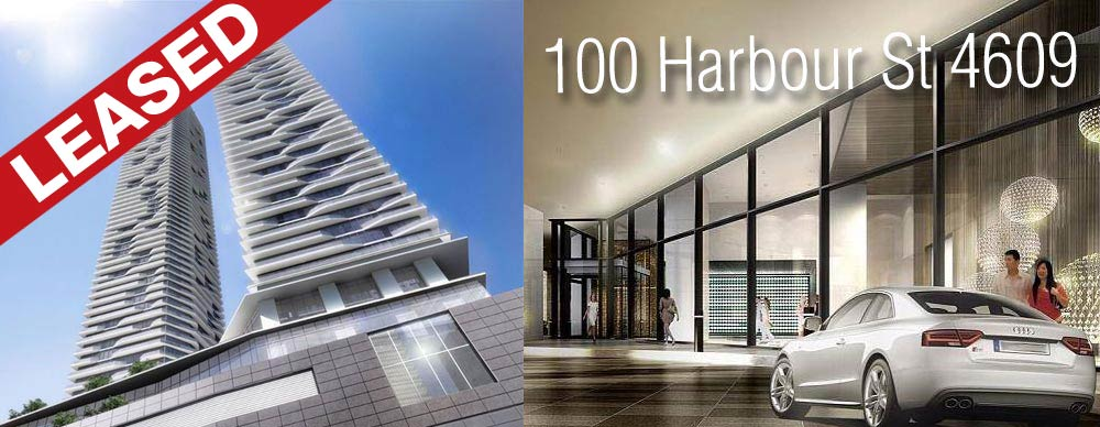 100 Harbour Street unit 4609 LEASED