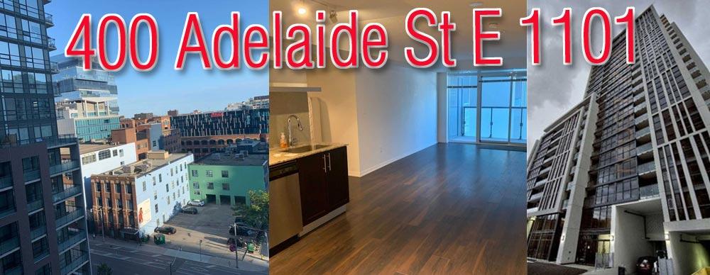 400 Adelaide St E 1101