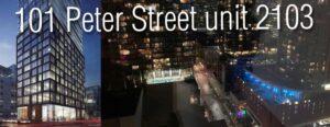 101 Peter Street unit 2103