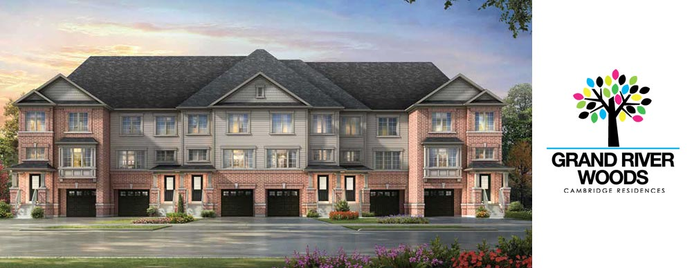 Grand River Woods Cambridge Townhouse Assignment Sale