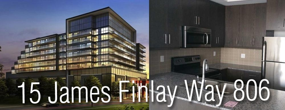 15 James Finlay Way unit 806 for rent