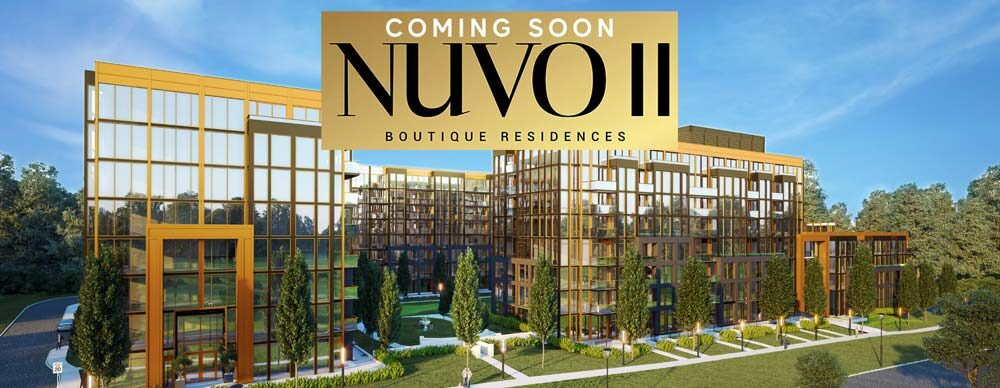 NUVO II Coming Soon in Oakville
