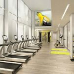 The St Lawrence Condos Gym